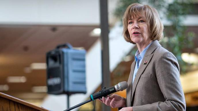 Senator Tina Smith: 'We Have to Learn from Our Experiences' on Telehealth