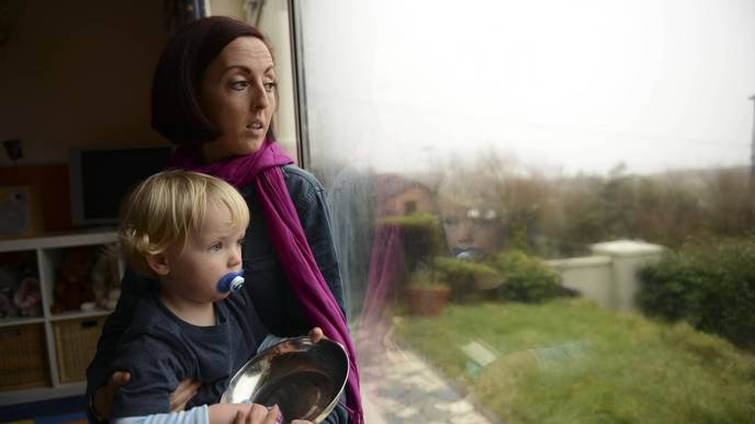Young Women Most Vulnerable to Postpartum Mental Illness