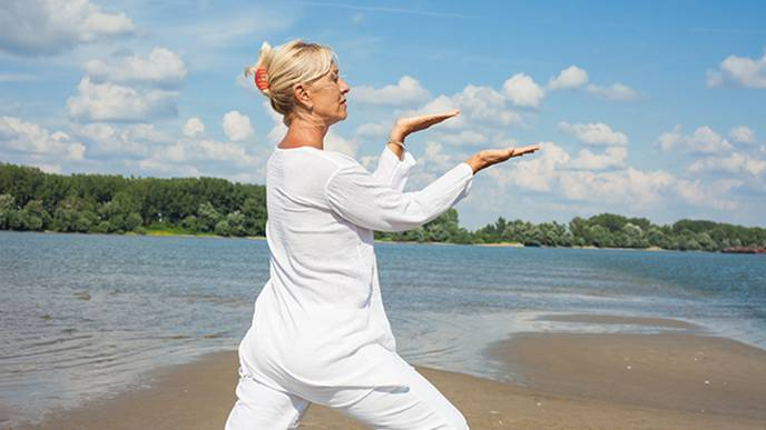 Tai Chi Could Improve Quality of Life for Heart Attack & Stroke Patients
