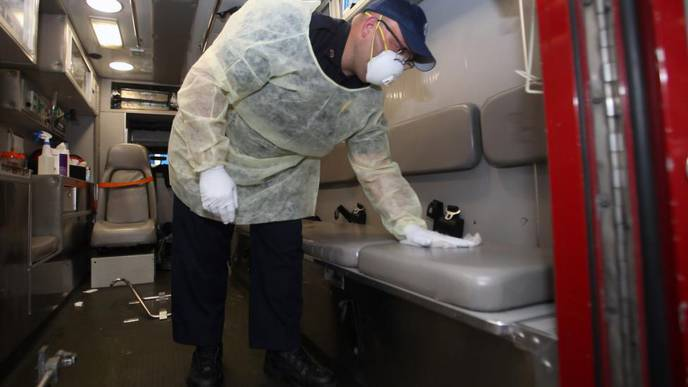 FDA Approves New Decontamination System for Face Masks