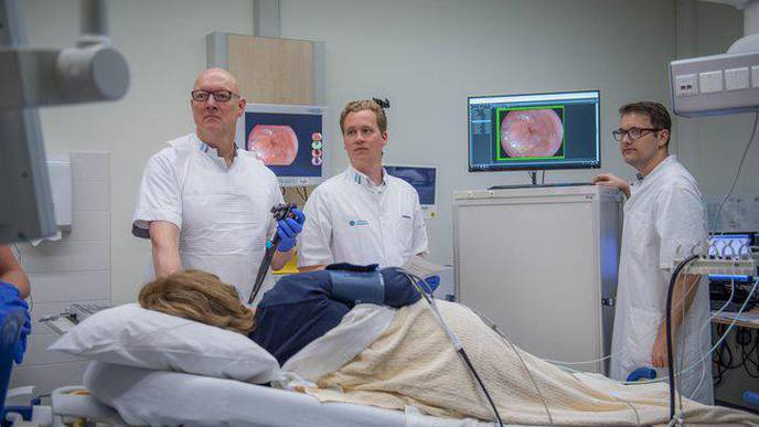 Smart Software Detects Early-Stage Esophageal Cancer