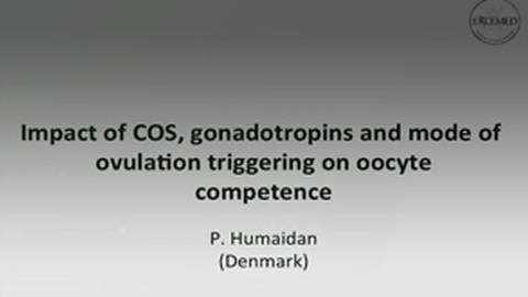Impact of COS: Gonadotropics and Ovulation Trigger on Oocyte Competence
