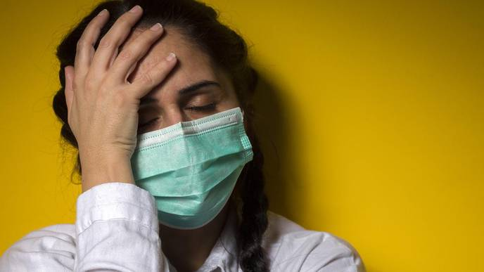 55% of Coronavirus Patients Still Have Neurological Problems Three Months Later