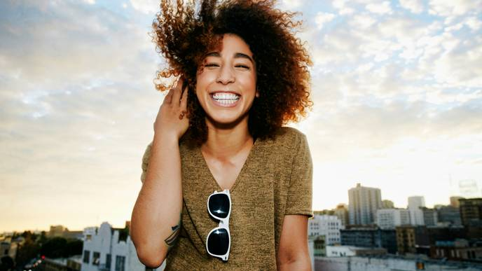 Study: Smiling Can Trick Your Mind Into Being More Positive