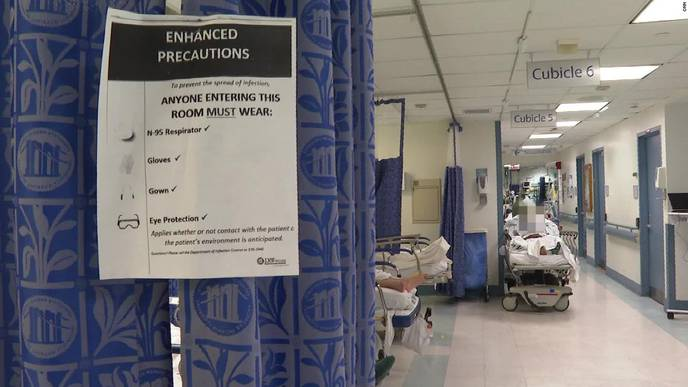 What's It Like Inside an ER During the COVID-19 Outbreak?